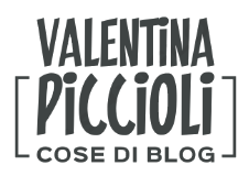 valentina piccioli Logo