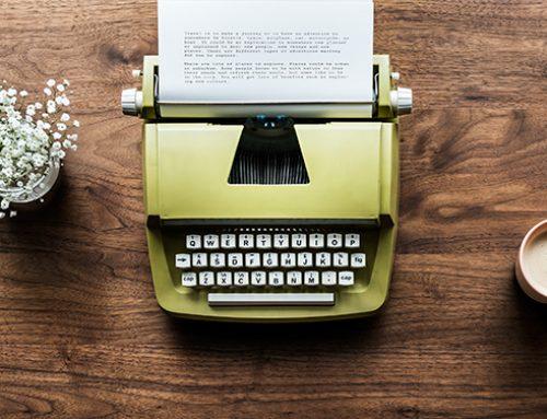 Imparare a scrivere: muovere i primi passi