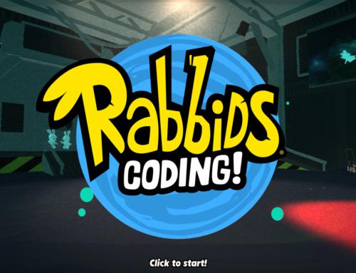 Rabbids Coding consente ai giovani gamer di imparare le basi della programmazione