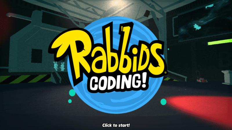 Rabbids Coding Copertina